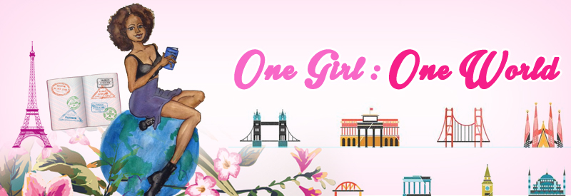 One Girl One World!