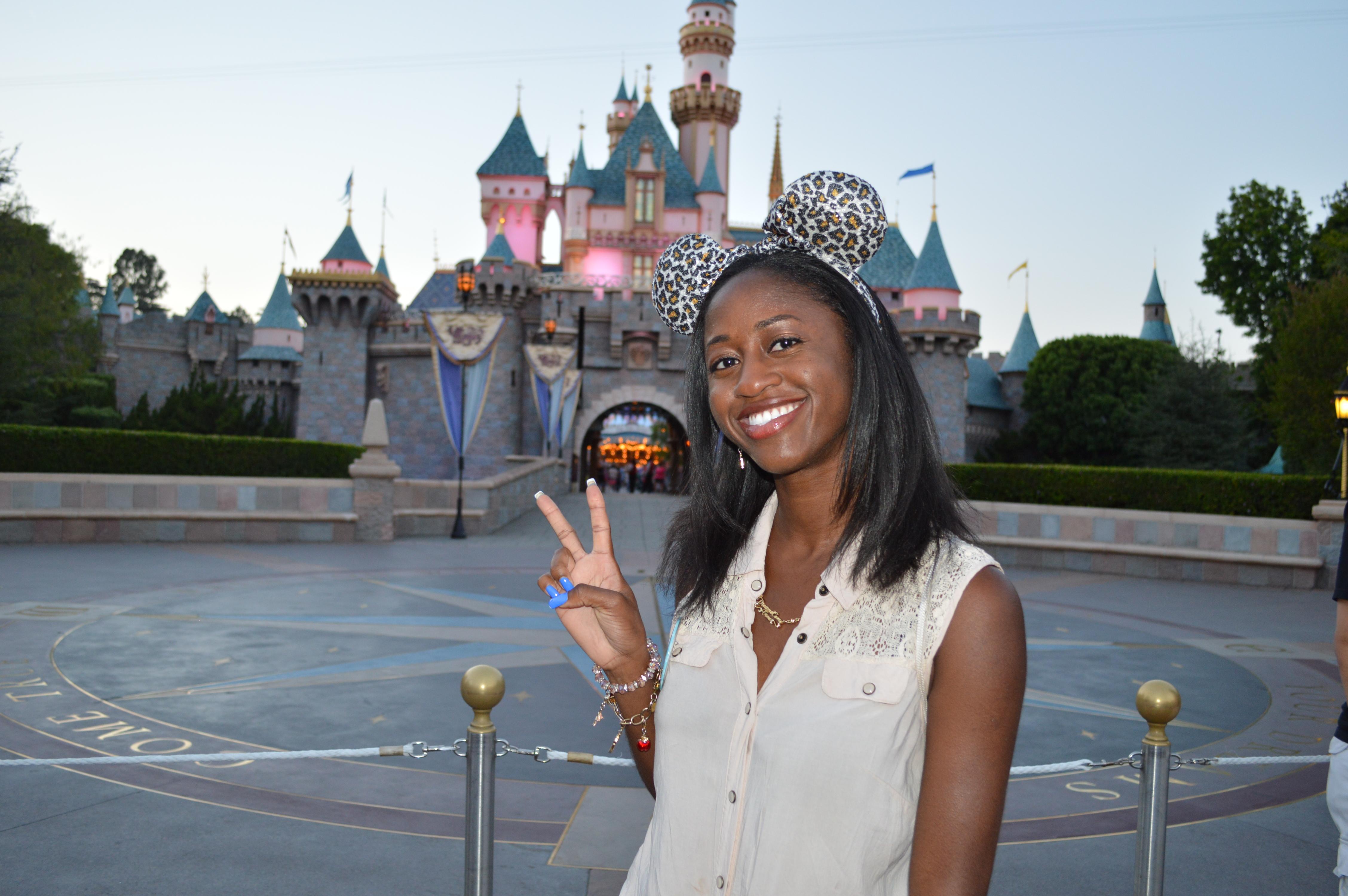 Disneyland vs California Adventure theme park