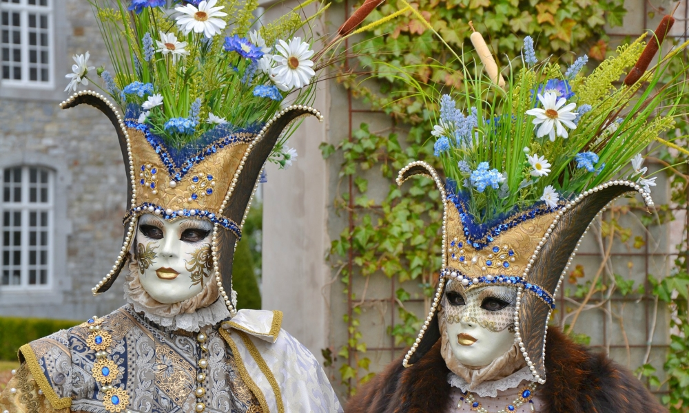 how i spent my first carnival in venice one girl one world