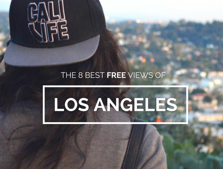 The 8 Best Free Views in Los Angeles