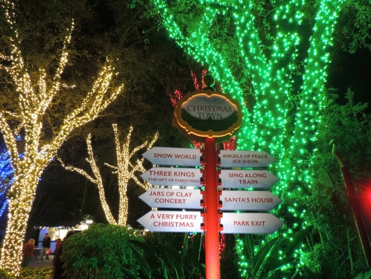 How to Spend the Holidays in Florida - One Girl One World