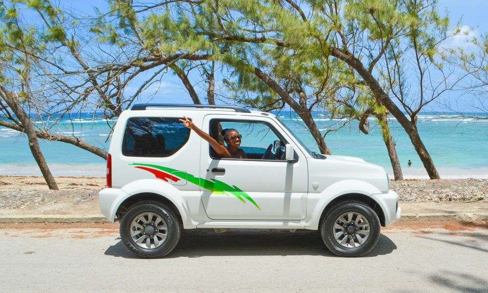5 Tips for Road Tripping Barbados! - One Girl One World