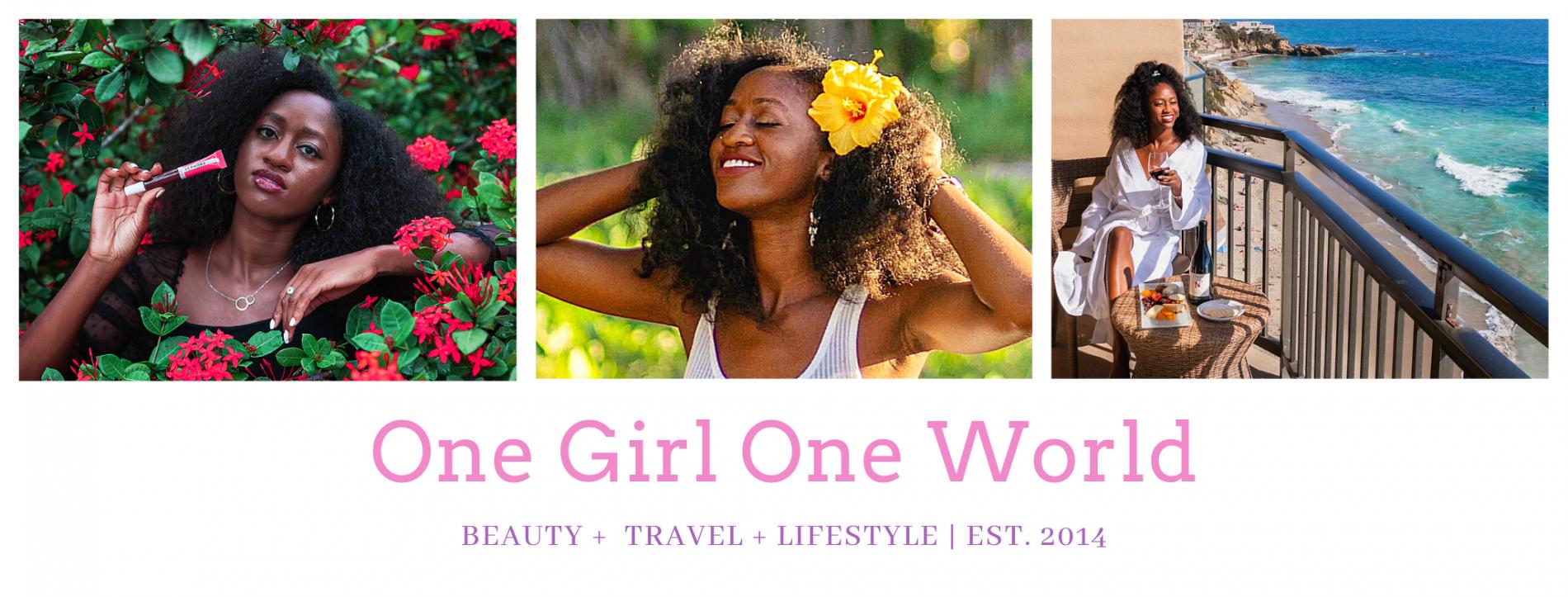 One Girl One World